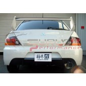 Kakimoto Racing Regu.06&R Exhaust Muffler - CT9A Lancer Evolution IX
