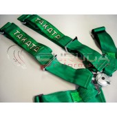 TAKATA 4-Point Seat Belt Harness - Long (4 seater)